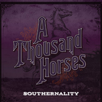 "A THOUSAND HORSES' CHART-TOPPING HIT ""SMOKE"" OFFICIALLY CERTIFIED GOLD"