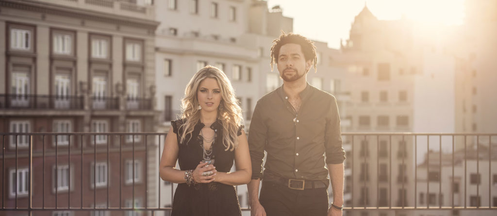 The Shires By Pip for Decca Records - Shot Madrid, Spain