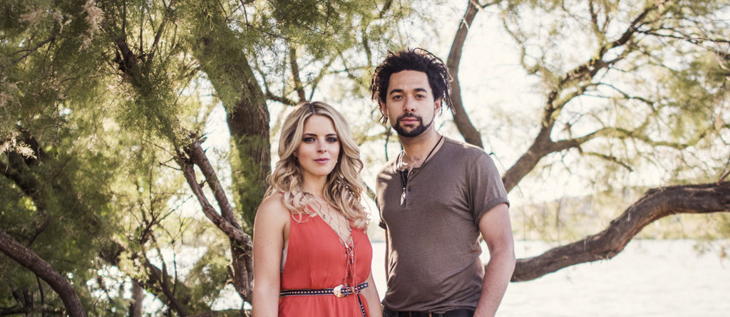 The Shires shot in Madrid, Spain