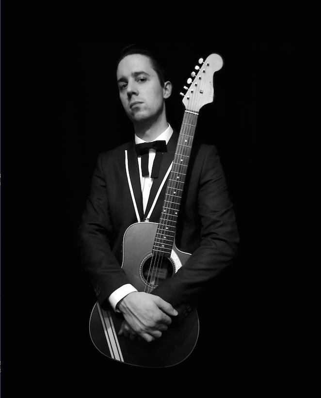 Shropshire Musician Jonn Walker