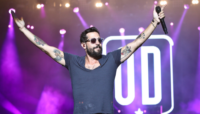 Old Dominion announce return to Europe for 'Make It Sweet' tour
