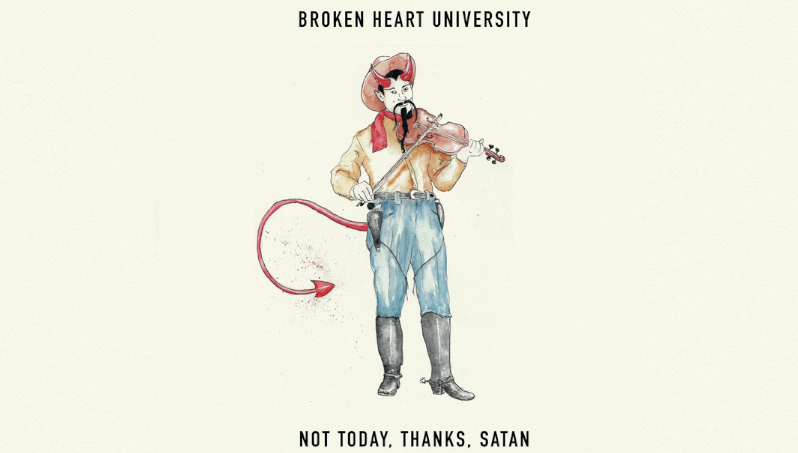 Broken Heart University
