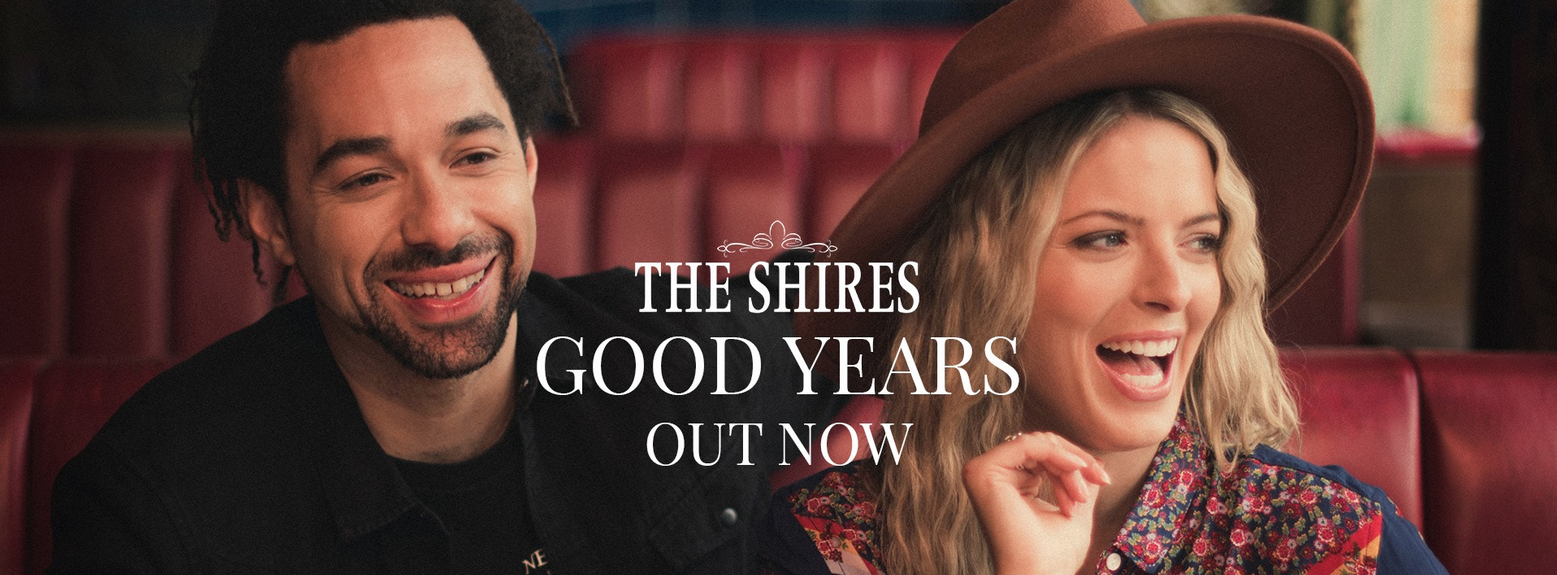 The Shires discuss upcoming online concert and flavours of crisps!