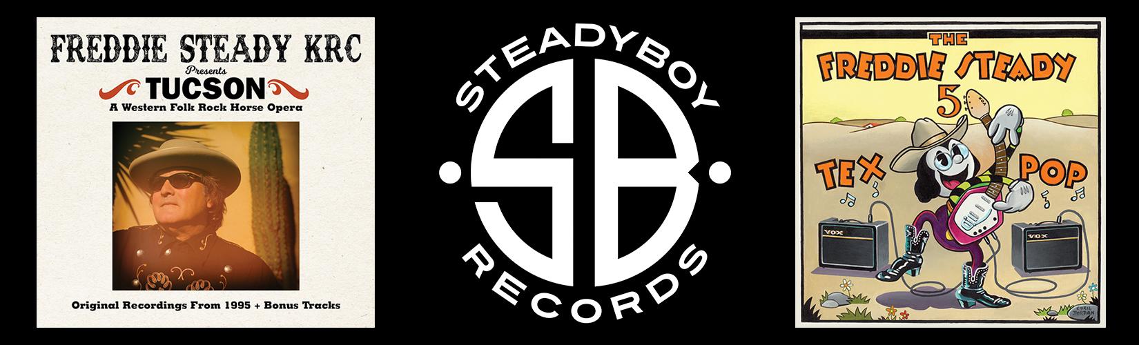 Freddie Steady