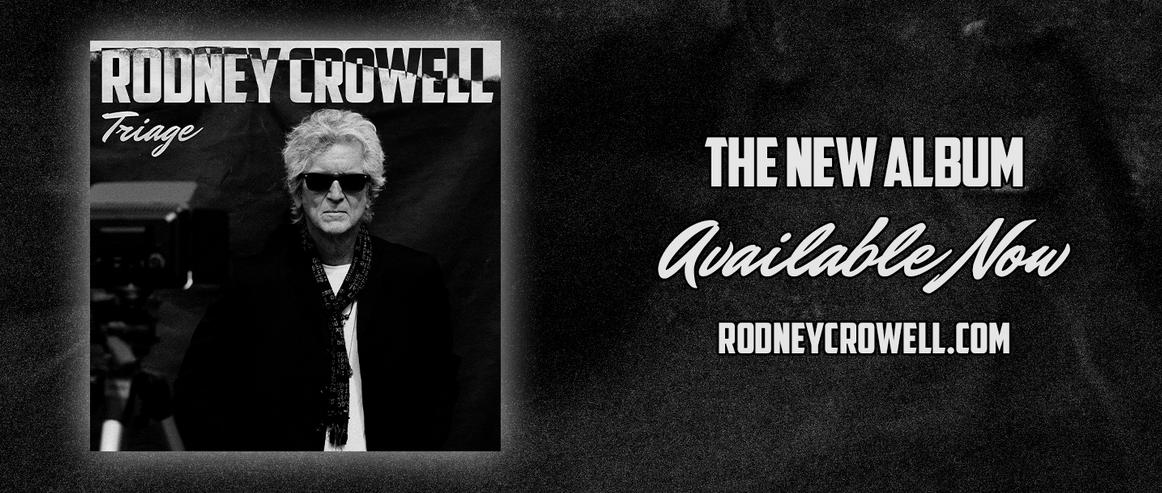 Review: 'Triage' – Rodney Crowell